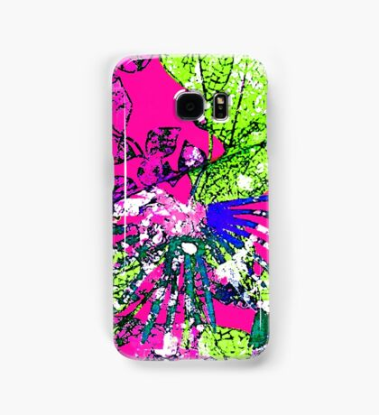 Abstract Multicolor Background Samsung Galaxy Case/Skin