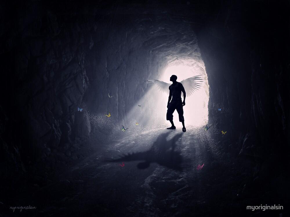 Born Of Light... by myoriginalsin