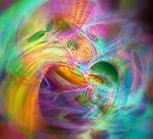 Dimensional shift 5 by helene