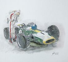 Lotus 43-BRM H16 by Lightrace