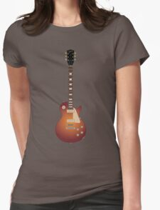 Gibson Les Paul Womens Fitted T-Shirt