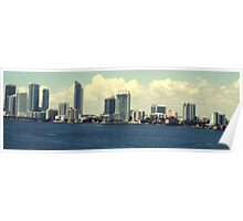Old Young Miami Poster