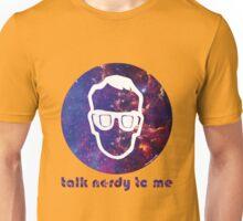 NERDY TALK ― for him Unisex T-Shirt