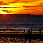 Darwin - Mindil Markets Sunset 3 by Jaxybelle