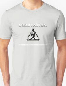 Meditation.  Unisex T-Shirt