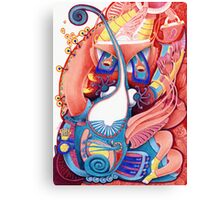 Matching Keys Canvas Print