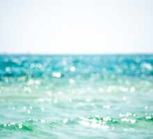 Bokeh on the Waves by Shelby Young