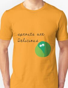 I Love Sprouts! Unisex T-Shirt