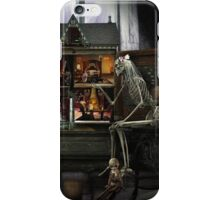 The doll house iPhone Case/Skin