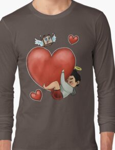 Markiplier - Love Long Sleeve T-Shirt
