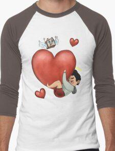 Markiplier - Love Men's Baseball ¾ T-Shirt