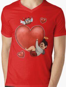 Markiplier - Love Mens V-Neck T-Shirt
