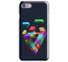 Penrose Tetris iPhone Case/Skin