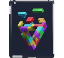 Penrose Tetris iPad Case/Skin