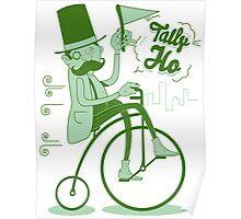 Tally Ho Poster
