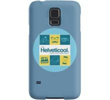 I'm helveticool Samsung Galaxy Case/Skin
