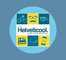 I'm helveticool by fungolao