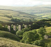 Dent Head Viaduct by YorkshireMonkey