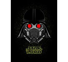 Star Lord Vader Photographic Print
