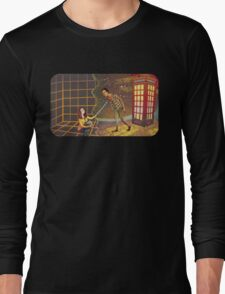 Let's Go - Abed & Annie Long Sleeve T-Shirt