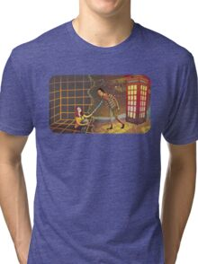 Let's Go - Abed & Annie Tri-blend T-Shirt