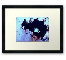 bovine Framed Print
