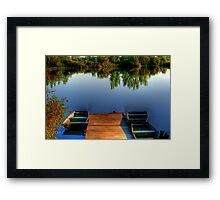 AUTUMN BLISS  Framed Print
