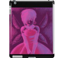 Monochrome Girl - Fille monochrome iPad Case/Skin