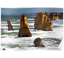 12 Apostles - Great Ocean Rd Victoria Poster