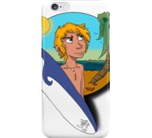 Surfboard iPhone Case/Skin