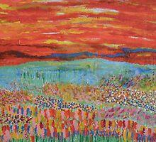always on  my mind - ( the Highveld wetlands) by marella
