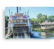 Liberty Belle Metal Print