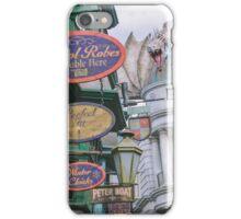 Diagon Alley iPhone Case/Skin