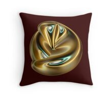 Emerging Faith Throw Pillow