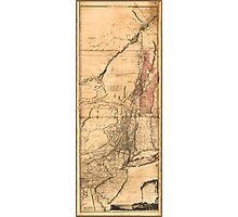 Provinces of New York and New Jersey (1768) Photographic Print