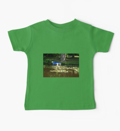 Water Lilies Baby Tee