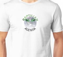 The Reptilian Agenda Unisex T-Shirt