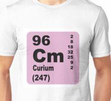 Curium Periodic Table of Elements Unisex T-Shirt