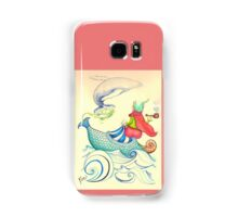 The Genius and the lamp Samsung Galaxy Case/Skin