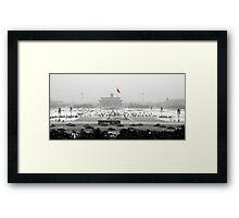 Beijing Tiananmen Framed Print