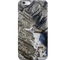 Beijing China valley iPhone Case/Skin