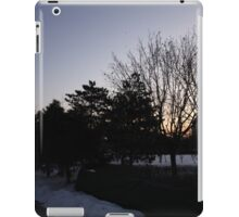 Beijing China sunrise iPad Case/Skin
