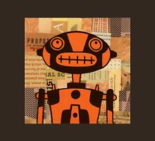 Orange Robot Unisex T-Shirt