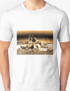 Dutch Fishing Trawler T-Shirt