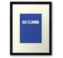 Battlemind Framed Print