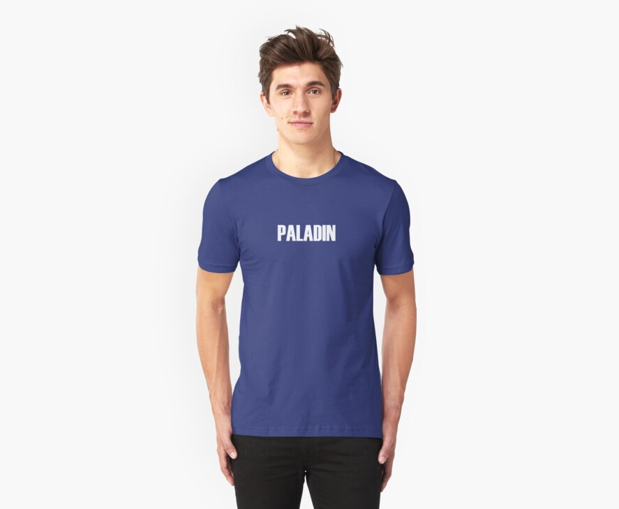 Paladin by TWCreation