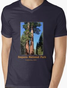 Giant sequoia trees in Sequoia National Park T-Shirt