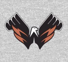 Flyers-Capitals Logo Mashup by Phneepers