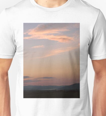 summer sky - Derry Ireland Unisex T-Shirt