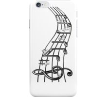 The music borrowers (view full screen) iPhone Case/Skin
